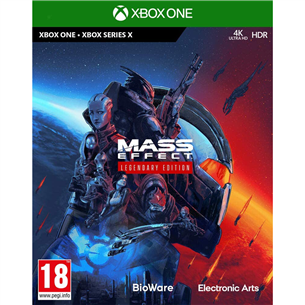Xbox One game Mass Effect: Legendary Edition (preorder)