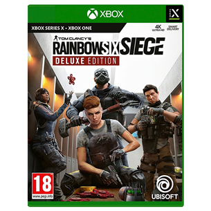 Xbox One/ Series X/S mäng Tom Clancy's Rainbow Six Siege Deluxe Edition