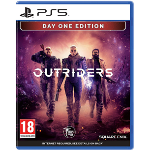 PS5 game Outriders Day One Edition (preorder) 5021290086999