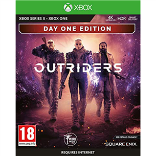 Xbox One / Series S/X game Outriders Day One Edition (preorder) 5021290087514