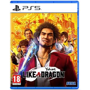 PS5 mäng Yakuza: Like a Dragon 5055277039289