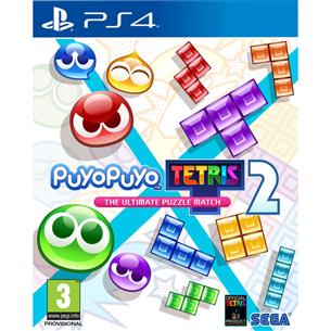 PS4 mäng Puyo Puyo Tetris 2 Launch edition 5055277040506