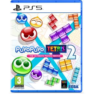 PS5 mäng Puyo Puyo Tetris 2 Launch edition 5055277040711