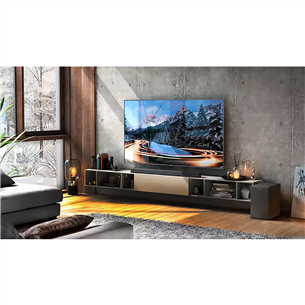 Soundbar Philips 3.1.2 Dolby Atmos