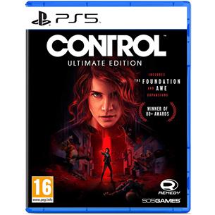 Игра Control Ultimate Edition для PlayStation 5 8023171045481