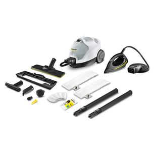 Пароочиститель Kärcher SC 4 EasyFix Premium + паровой утюг 1.512-489.0