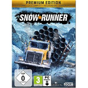 Arvutimäng SnowRunner - Premium Edition