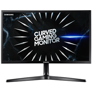 24'' curved Full HD LED VA monitor Samsung Gaming LC24RG50FQRXEN