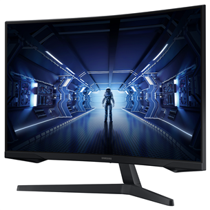 32'' curved QHD LED VA monitor Samsung Odyssey G5
