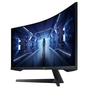 34'' nõgus QHD LED VA-monitor Samsung Odyssey G5