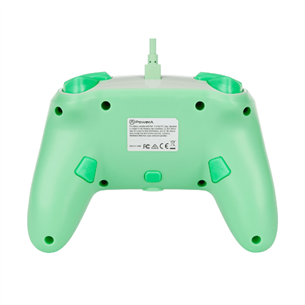 Nintendo Switch Controller PowerA Enhanced Animal Crossing
