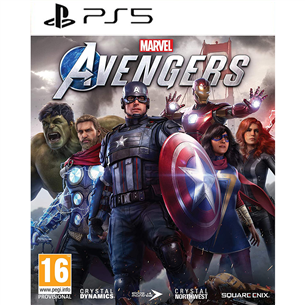 PS5 mäng Marvel's Avengers 5021290089006