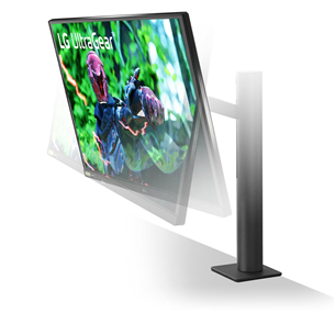 27'' QHD Nano IPS-monitor LG UltraGear