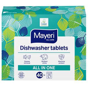 Таблетки для посудомоечной машины Mayeri All in 1