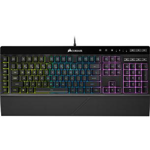 Клавиатура Corsair K55 RGB (SWE)