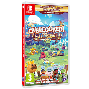 Switch game Overcooked! All You Can Eat 5056208809032