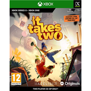 Xbox One / Series S/X mäng It Takes Two