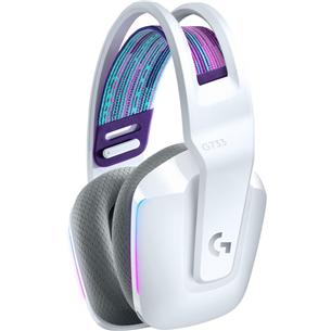 Wireless headset Logitech G733 LIGHTSPEED Wireless RGB
