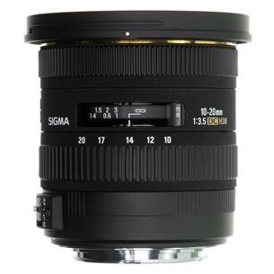 Objektiiv 10-20/3,5 EX DC HSM Canonile, Sigma