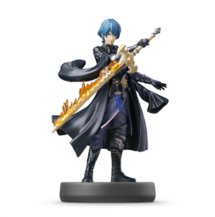 Фмгурка Amiibo Nintendo Super Smash Bros Byleth (No. 87)