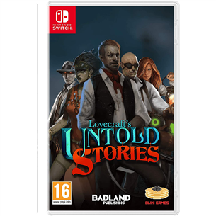 Switch game Lovecraft's Untold Stories 8436566141741