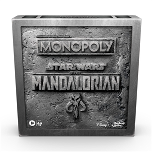 Lauamäng Monopoly - Mandalorian 5010993779604