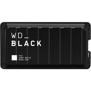 Väline SSD Western Digital WD_BLACK P50 Game Drive (500 GB) WDBA3S5000ABK-WESN