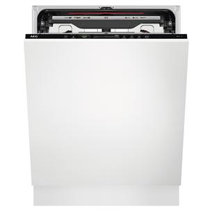 Built-in dishwasher AEG (15 place settings) FSE74738P