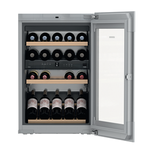 Интегрируемый винный шкаф Liebherr Vinidor (33 бутылки)