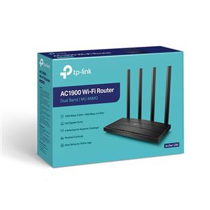 WiFi-роутер TP-Link Archer C80