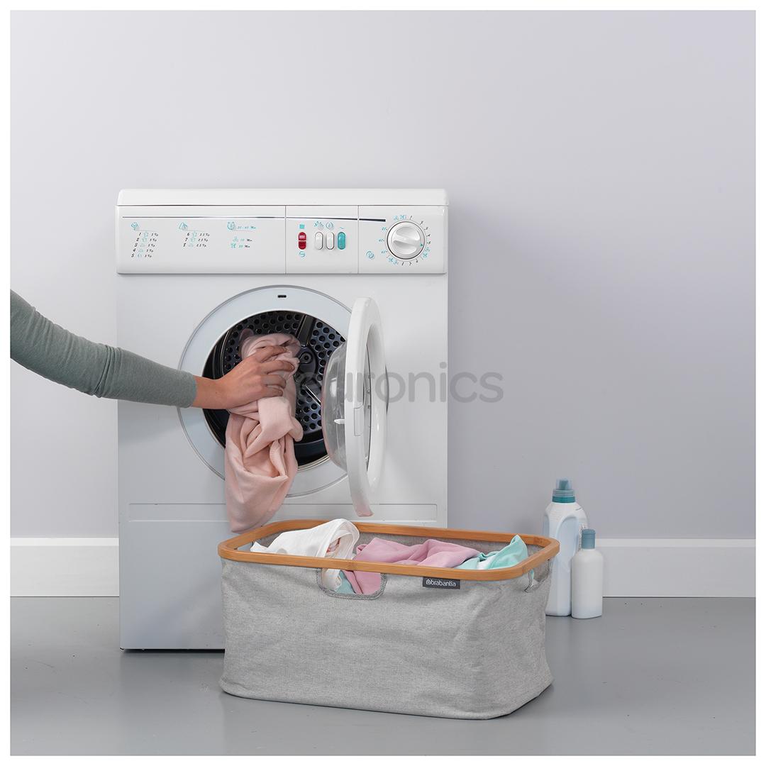 Foldable laundry basket Brabantia 40 L