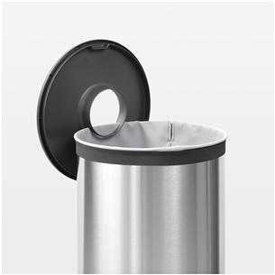 Laundry bin plastic lid Brabantia 60 L