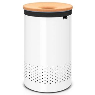 Laundry bin with cork lid Brabantia 60 L