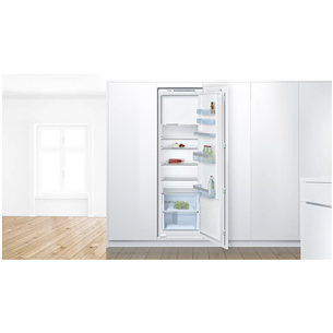 Built-in refrigerator Bosch (178 cm)