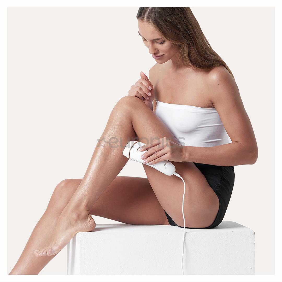 IPL Hair Removal Braun Silk-expert Pro 5 + Venus Extra Smooth + pouch