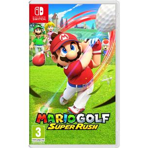Switch mäng Mario Golf: Super Rush (eeltellimisel) 045496428037