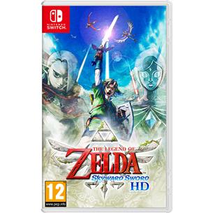 Switch mäng The Legend of Zelda: Skyward Sword HD (eeltellimisel) 045496428044