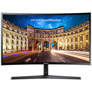 27'' curved Full HD LED monitor Samsung LC27F396FHRXEN