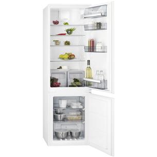 Интегрируемый холодильник AEG (178 см)