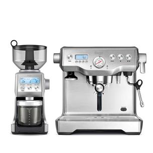 Espressomasin Sage The Dual Boiler + Kohviveski Smart Grinder Pro SEP920BSS