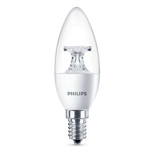 Свечевидная светодиоднаая лампа Philips (E14, 40 Вт, 470 лм) 90000230