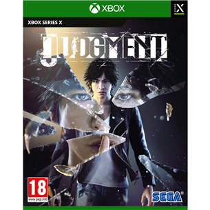 S/X game Judgement