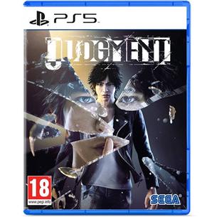 PS5 mäng Judgement 5055277042425