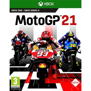 Xbox One mäng MotoGP 21
