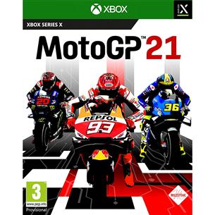 Xbox Series X/S mäng MotoGP 21