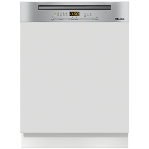 Built-in dishwasher Miele (14 place settings) G5210SCI