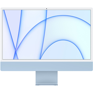 Lauaarvuti Apple iMac 24'' (2021) RUS MGPL3RU/A