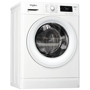 Washing machine Whirlpool (7 kg) FWSG71283WV