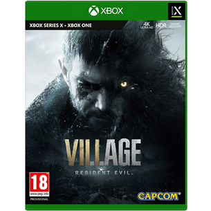 Xbox One / Series X/S mäng Resident Evil VIII: Village Collector's Edition