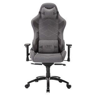 Gaming chair L33T Elite V4 Gaming Chair (Soft Canvas) 5706470112926